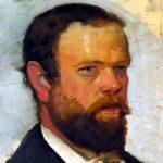 joshua_kerrigan_Ancher_-_Unfinished_portrait_of_Adrian_Stokes
